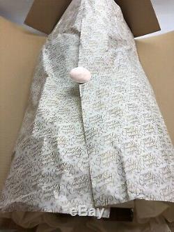 Franklin Mint Scarlett OHara Porcelain Doll Black & White Dress NRFB 1994 22