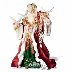 Franklin Mint The Christmas Spirit of Peace Sculpture MIB