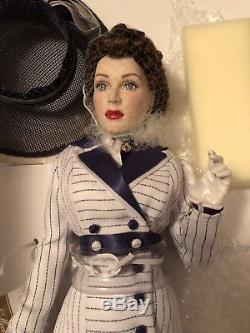 Franklin Mint Titanic Porcelain Rose Doll