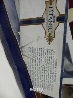 Franklin Mint Titanic Rose The Official Portrait Doll