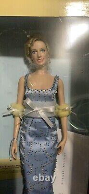 Franklin mint princess diana porcelain doll