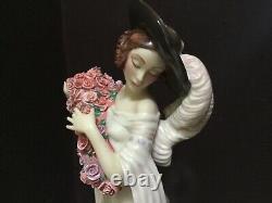 House Of Icart Tosca Franklin Mint Porcelain Figurine #253