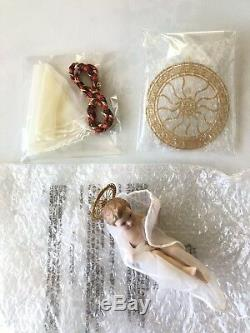 Madonna Of The Magnificat Franklin Mint Heirloom Porcelain First Collector Doll