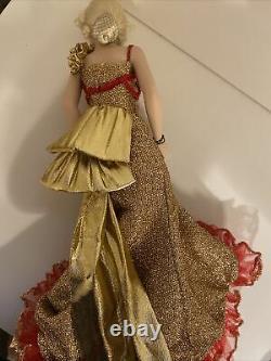 Marilyn Monroe Franklin Mint Porcelain Doll River of No Return 19