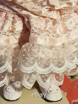 Maryse Nicole Genevieve Mein Lieblin Vintage 1990 Full Porcelain Doll Victorian