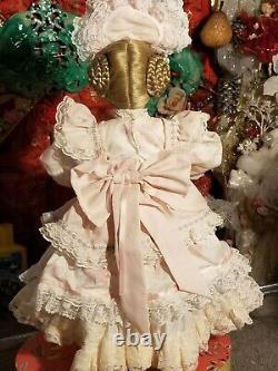 Maryse Nicole Michelle Jumeau Vintage1990 Full Porcelain Doll Antique Victorian