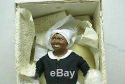 NIB Franklin Mint Gone With The Wind Mammy Porcelain Doll 19