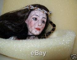 Nrfb Franklin Mint 2 Dolls Romeo & Juliet Porcelain Nib New Low Reduced Price