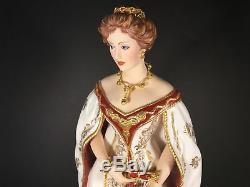 Porcelain Figurine by House of Faberge for the Franklin Mint Collection