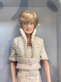 Princess Diana Porcelain Doll