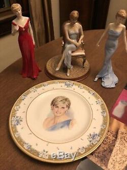 Princess diana porcelain dolls