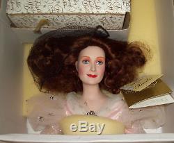RARE Franklin Mint Billie Bourke Glinda Porcelain Doll