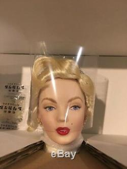 RARE Marilyn Monroe All About The Eve Franklin Mint porcelain doll
