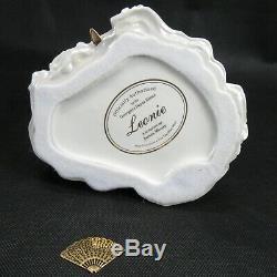 Rare Author Georgette Heyer Estate Leonie Porcelain Figurine Franklin Mint