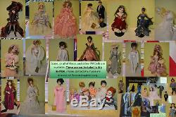 Stunning Franklin Mint Feel Passion of Cinderella Porcelain Doll Not Displayed