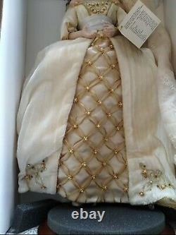 Tatiana Princess Bride Franklin Mint / Heirloom Doll 20