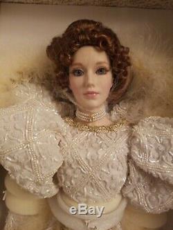 Tatiana Princess of Imperial Ice Palace Franklin Mint / Heirloom Doll 25