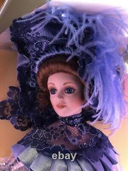 The Franklin Mint Heirloom Dolls Madame Jeanne 22 Porcelain Doll Maryse Nicole