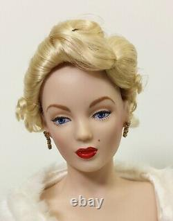 The Franklin Mint Marilyn Monroe All About Eve Porcelain Doll