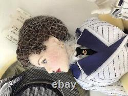 The Franklin Mint Porcelain Doll