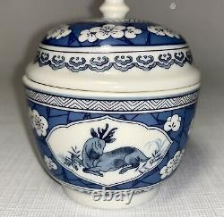 The Treasures of the Chinese Dynasties Franklin Porcelain Bowl Collection RARE