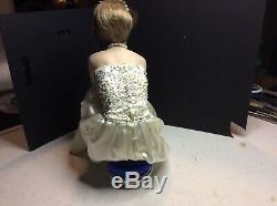 Used Franklin Mint Diana, Portrait of a Princess Porcelain Doll