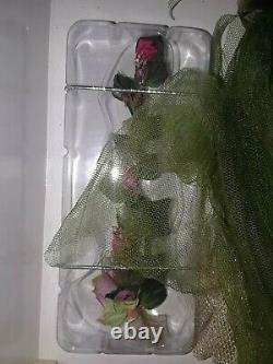 Very rareFairy Queen Titania 21 inch heirloom doll new