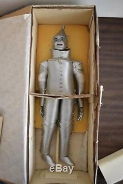 Vintage Rare! Franklin Heirloom Wizard Of Oz Porcelain Doll Collection ++ Boxes